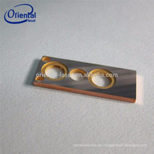 Refrigerador del diodo del microcanal del laser 100w del removedor de pelo del laser Oriental