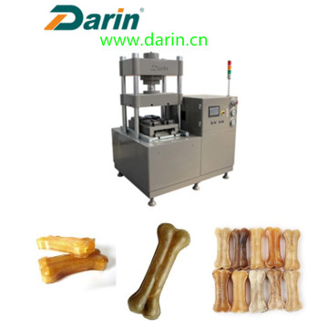 Best Quality Dog Treats Mesin Press Tulang Rawhide