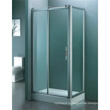Ванная Санитарно-гигиенические изделия Закаленное стекло Простая душевая (H007)