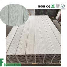 Material de construcción Co-Extrusion WPC Suelo decking compuesto para decorativo