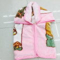 Polyester baby blanket sac
