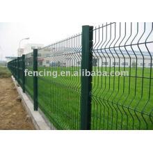 filet de barrière de sécurité en plastique (usine)