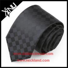 Cravate en soie tissée en soie tissée jacquard 100% soie