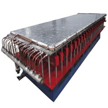 Línea de producción del panel de FRP Precio bajo Máquina de rejilla de fibra de vidrio china Equipo de rejilla de FRP