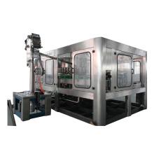 Automatische Aluminiumfolie versiegelte Getränkefüllmaschine