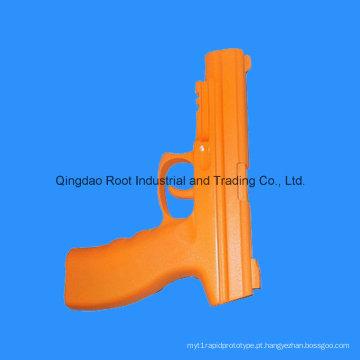 Produtos de prototipagem rápida para arma de brinquedo