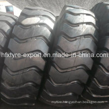 OTR Tyre21.00-25 40pr, Advance Brand E-3L, Reachstackers and Forklift Truck Tyre for Crane Use