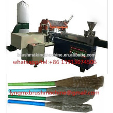 india no dust free broom making machine