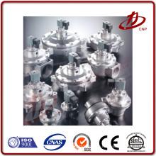 Suministro de alta calidad 3 pulgadas solenoide válvula 220v ac