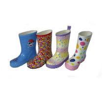 Детские Резиновые Boots_Hildren Boots_ Детские Резиновые Сапоги Boots_Rain