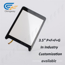 "3.5"" Pet Film Glass Multi Touch Screen Panel"