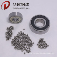 Factory Supply AISI 52100 HRC 60-66 Mirror Polished Solid Steel Ball for Motorcycle Parts, Auto Parts, Bearing