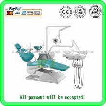 MSLDU10M bester verkaufender hochwertiger CE und ISO genehmiger zahnmedizinischer Stuhl für Verkauf