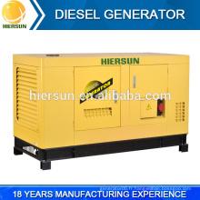 Générateur diesel de prix d'usine Générateur de conception japonaise en gros