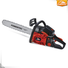 Powertec 52cc 2.2kw gasolina Powertec Chainsaw