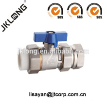 9207 Compression Brass Ball Valve