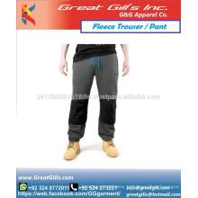 GREAT GILLS INCORPORATION calça de lã personalizada / calça de moletom de ginástica / calça de corrida