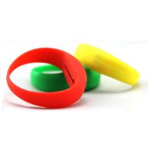 LED remote silica bracelets
