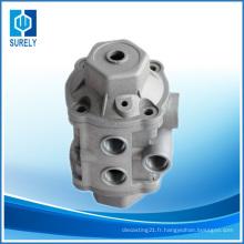 Traitement personnalisé des usines Aluminium Die Casting for Auto Parts