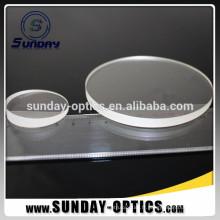 30mm CaF2 Crystal Windows fabrication Stock