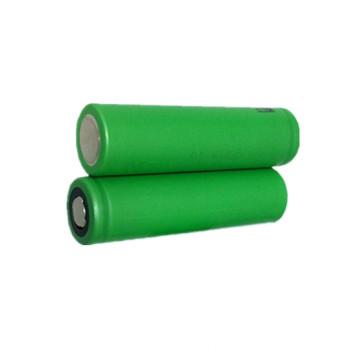 Us18650vtc5 Bateria recarregável com íon de lítio 3.7V 2600mAh 30A Descarga