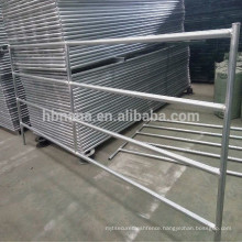 Top quality galvanized heavy duty used livestock panels cattle fence / used horse fence panels