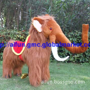U & Me Mammoth ride on toys, no electrical ride on car toy