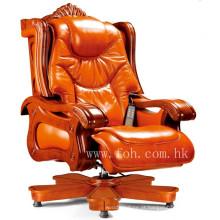 Mobília de escritório luxuosa cadeira executiva da massagem (FOHA-01)