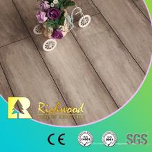 Parquet stratifié de planche de vinyle de chêne de texture d'érable de parquet de 12.3mm