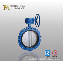Lug Type Butterfly Valve with CF8m Disc