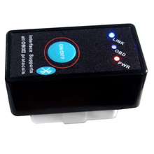 Código lector OBD 2 Bluetooth Elm327 Scanner caliente buena barato calidad