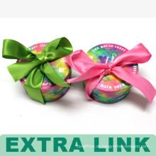 Fashional Round kleine bunte Papier Geschenkbox mit Bowknot