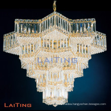Star shape crystal chandelier home chandelier for decoration lighting chandelier