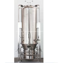 Granulador de lecho fluidizado superior granulado con secadora
