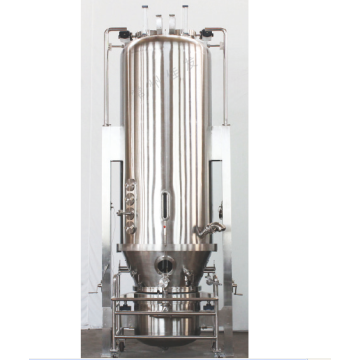 Powder Granules Fluid Bed Dryer Machine