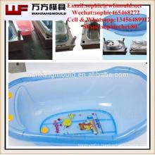 Zhejiang Taizhou professional baby bathtub mold supplier/plastic baby bathtub injection mold