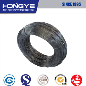 Low Medium High Carbon Spring Coil Drawn Wire