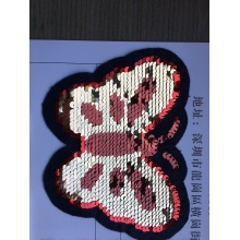 Sewing Beaded Decorative Garment Embroidery Sequin Patches