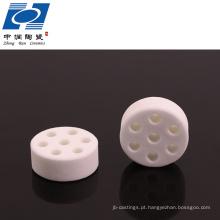 elemento de aquecimento de cerâmica steatite