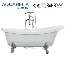 Wholesale Easy Cleaning Best Selling Freestanding Leg Tub (JL623)