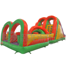 popular amusement inflatable floating water slide