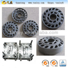 plastic inner rubber gasket injection mould for shower in the bathroom