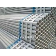ASTM A106B hot galvanized steel pipe(tube)