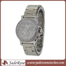 Мода и элегантный сплав наручные женские часы