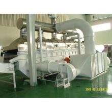 Secador de lecho fluido continuo de azúcar