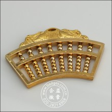 Gold Counting Frame, House Decoration Crafts (GZHY-BJ-008)