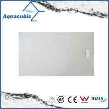 Sanitaire Ware 900 * 800 Pop SMC Shower Tray Stone Effect Surface (ASMC9080S)