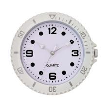 Reloj de pared plástico impreso de la promoción