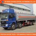 4 Achse große Kapazität 25000 Liter Tankwagen zum Verkauf