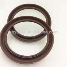 Auto Spare Parts TC Rubber Oil Seal Viton/Silicone Double Lips Hydraulic Oil Seal